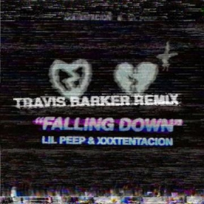 Lil Peep - Falling Down (Remix) ft XXXTENTACION & Travis Barker